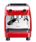 RUBY 1 Group Coffee Machine Red