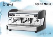 Brava 2 group Automatic Traditional coffee machine